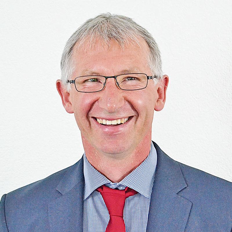 Bürgermeister Strauß