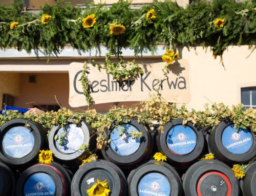 Geslauer Kirchweih vom 10. bis 14. Oktober 2019